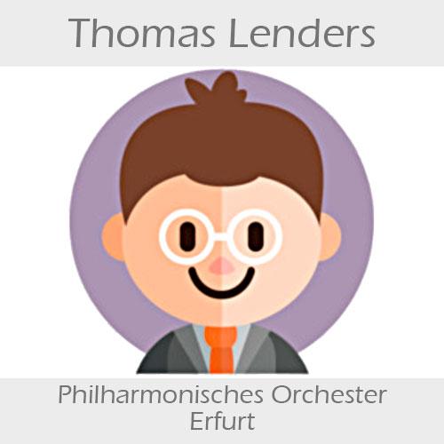 Thomas Lenders Kontrabass